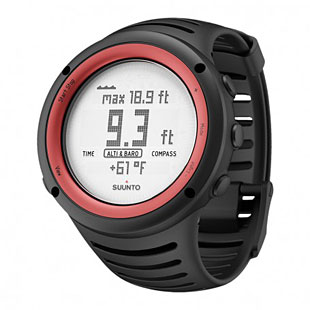 Zegarek Suunto Core Lava Red