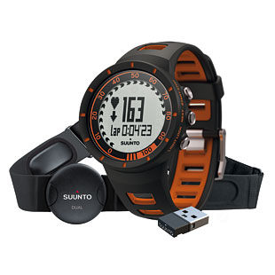 Zegarek Suunto Quest Orange