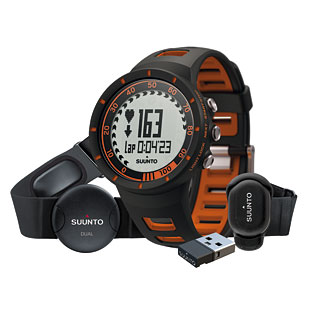 Zestaw Suunto Quest Orange Running Pack