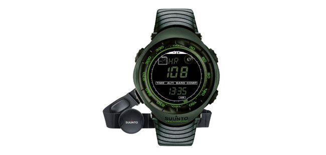 Zegarek Suunto Vector HR Dark Green
