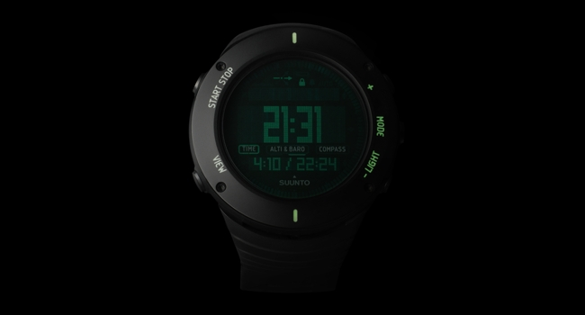 suunto core ultimate black manual