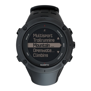 Zegarek Suunto Ambit3 Peak Black