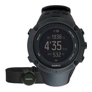 Zegarek Suunto Ambit3 Peak HR Black