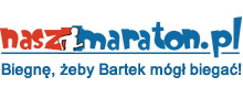 NaszMaraton.pl - Biegnę, żeby Bartek mógł biegać!