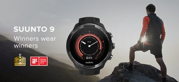 Suunto 9 - winners wear winners
